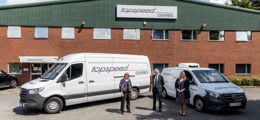 Topspeed Directors Winsford July 2021