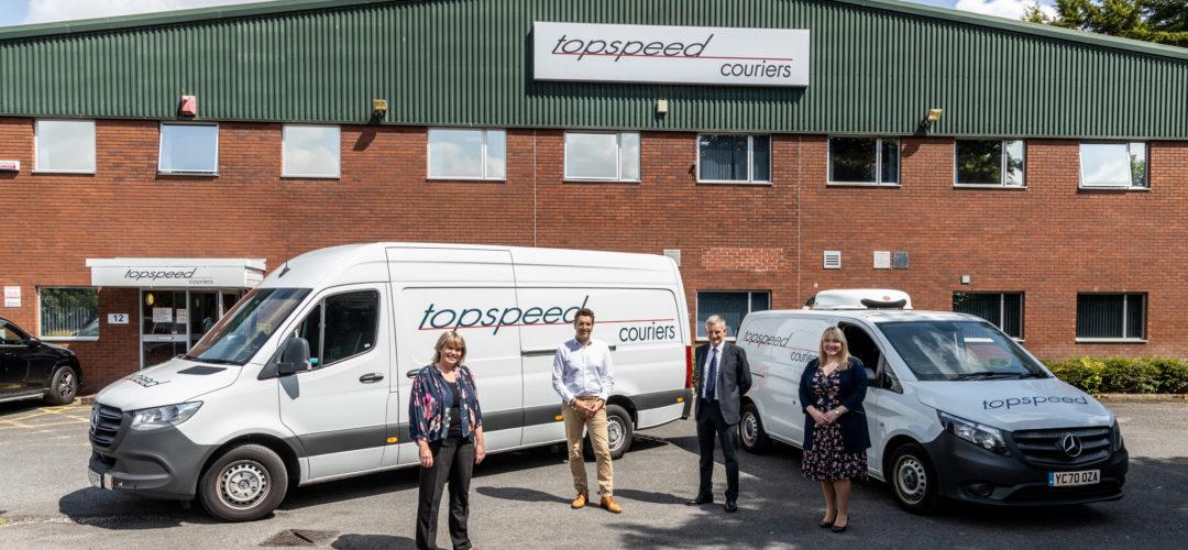 Edward Timpson MP Visits Topspeed