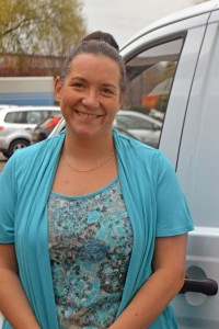 Gillian Lockley, Topspeed Couriers