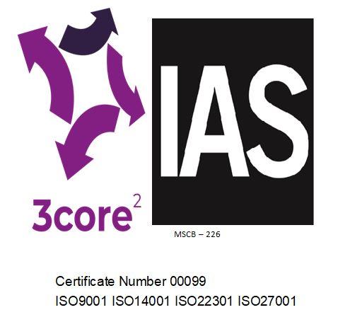 IAS Topspeed Accreditation
