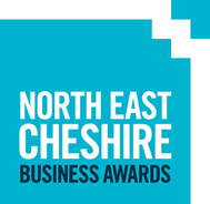 North East Cheshire Business Awards 2014 logo