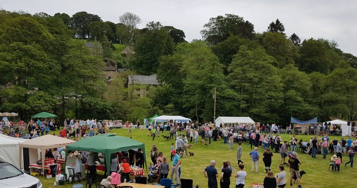 Topspeed Support the Wincle Fete & Trout Run 2019