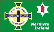 NI Football flag Topspeed