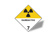 Radioactive Waste courier