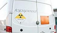 ADR Dangerous Goods - Topspeed
